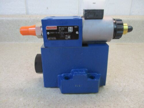 REXROTH HYDRAULIC SOLENOID VALVE #8221245G NEW- NO BOX