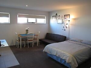 A Nice Furnished STUDIO over Garage, Perfect for Short/Long Term Parkville Melbourne City Preview