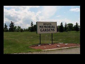 Burial Plots in Garden of Last Supper at Regina Memorial Gardens