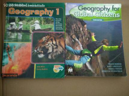 Geography for global citizens third edition textbooks gumtree jacaranda essentials geography 1 and geography for global citizen sciox Images
