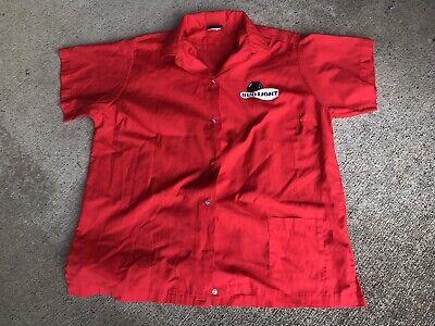 80s Tops, Shirts, T-shirts, Blouse   90s T-shirts Vintage Hilton Budweiser Bud Light Bowling Shirt 1980's Size 42 Rare Original $20.00 AT vintagedancer.com