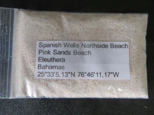 Bahamas- (PINK SAND) Eleuthera -Spanish Wells Northside Beach