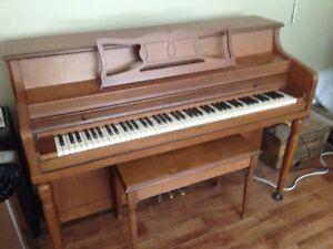 Mason & Risch upright  piano.
