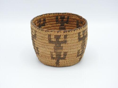 Beautiful Vintage Pima Basket Lizard decoration