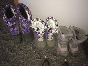 Kids shoes & boots...cheap