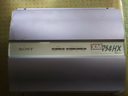 VINTAGE SONY XM 754HZ AMPLIFIER
