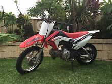 Honda CFR110f $2250 Butler Wanneroo Area Preview