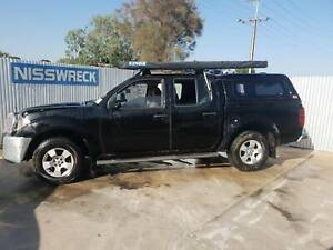 WRECKING NISSAN NAVARA D40 ALL PARTS STOCK NO:N0088 Wingfield Port Adelaide Area Preview