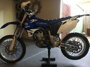 YAMAHA WR450F Great condition 2005 must see Ardeer Brimbank Area Preview