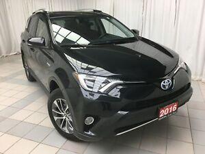 2016 Toyota RAV4 Hybrid XLE AWD Hybrid !