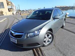 2010 Holden CD Automatic Cruze in Top Condition VALUE Rosewater Port Adelaide Area Preview