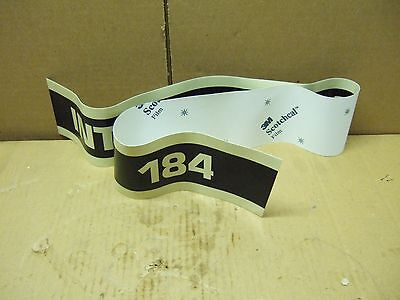 International Cub 184 Hood Decal 132275c1 Nos