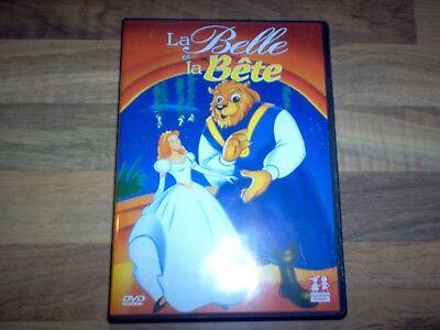 DVD / La Belle et La Bête / Version Française / 2005 / DVD Enfant