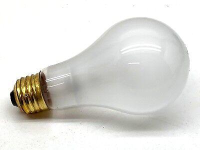 (2-Pack) Damar 100-Watt A21 Rough Service Lamp Light Bulb Medium Base 130V 100W