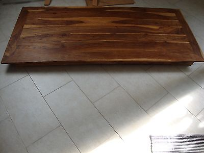 Antiker schöner Vollholz Tisch massiv