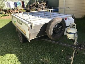 Cub Camper Trailer Woonona Wollongong Area Preview
