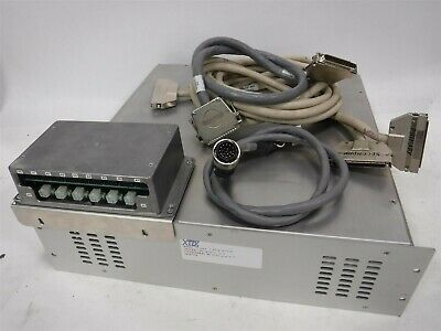 Used X Tek Systems Pwm Manipulator Controller 3d
