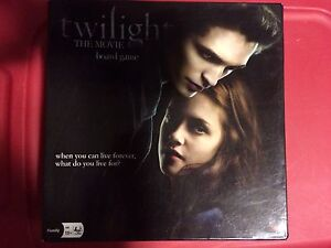 The Twilight Movie Board Game