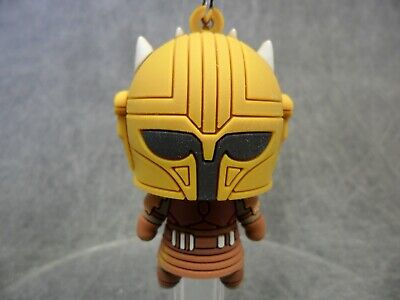The Mandalorian NEW * The Armorer Clip * Blind Bag Star Wars Figural Key Chain