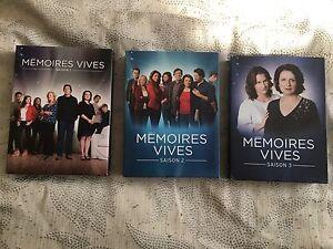 Mémoires vives - saisons 1-3