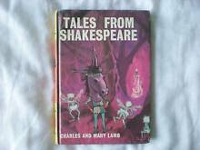 TALES FROM SHAKESPEARE (Charles & Mary Lamb) Camden Camden Area Preview