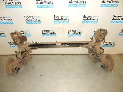 SKODA ROOMSTER MK1 (2006 - 2010) REAR AXLE BEAM (DISCS AND ABS TYPE)