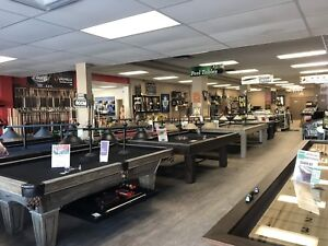 Pool Tables For Sale @ Family Rec