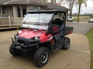 2014 Polaris Ranger 800 Side by Side