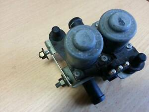 For Mercedes W202 W208 C220 C230 Heater Control Double Valve Original Equipment