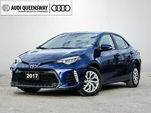 2017 Toyota Corolla SE|1 Owner|No Accidents|Cam|Htd Seats