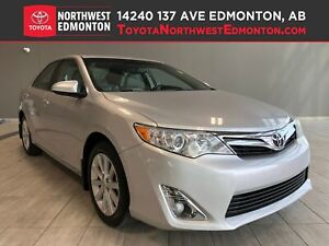 2014 Toyota Camry XLE   Toyota Certified Vehicle