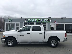 2012 Ram SXT 4x4 CREW CAB!  Make an offer!