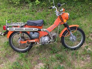 1974 Honda trail 90 - runs good - for sale or trade