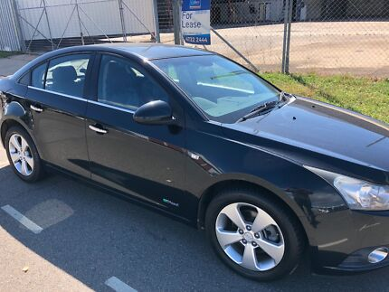 2011 Holden Cruze Sedan Currajong Townsville City Preview