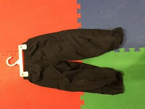 Size 4 navy blue splash pants