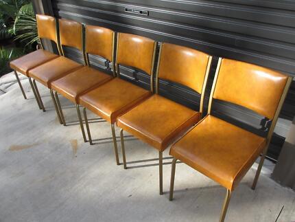 Retro Vinyl Chairs Retro Namco Vinyl Dining