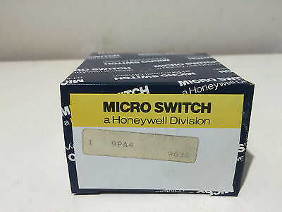 Nib Honeywell Micro Switch 9pa4 Limit Switch Roller With Head