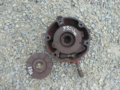 International 300 350 Utility Tractor Orignl Ih Right Disk Disc Brake W Cover
