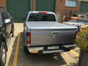 2004 Holden Rodeo LT RA Crew Cab P/UP Ute