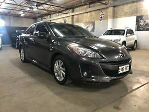 2012 Mazda Mazda3 MAXX SPORT Manual Sedan Plympton West Torrens Area Preview