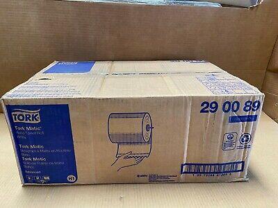 Tork Matic Advanced Paper 6 Towel Roll H1 Paper Hand Towel 290089