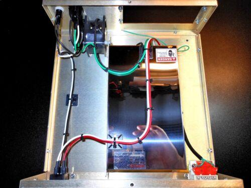 Gecko G540 Rev2 CNC Barebones System