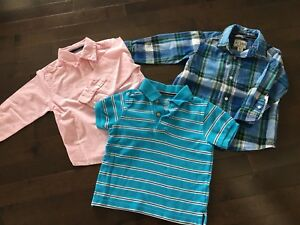 Lot Children's Place Toddler Boys Spring Tops -  18-24 months