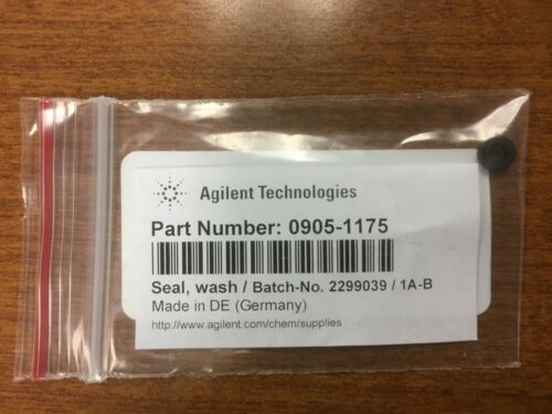 NEW!! Agilent 1100 1200 1260 HPLC Seal Wash p/n: 0905-1175