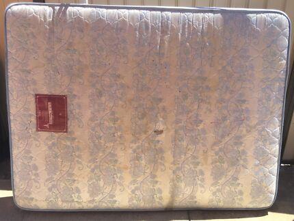 Queen mattress for free