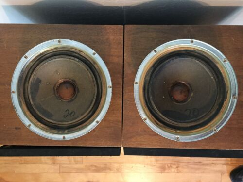 KLH 20 Woofers - Tested, Working