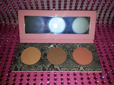 Mally Shimmer Shape & Glow  Face Defining System Love is Deeper .3 oz  nwob for sale  Shipping to India