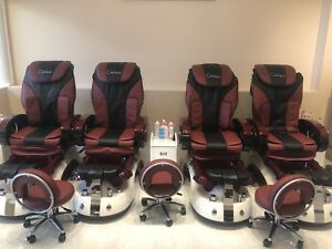 Pedicure Massage Chairs - Residential Users