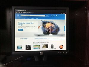 Dell E17 Flatscreen Monitor