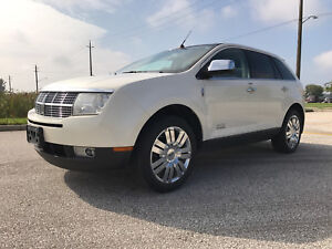 2008 Lincoln MKX All Wheel drive SUV Great Luxury Vehicle!